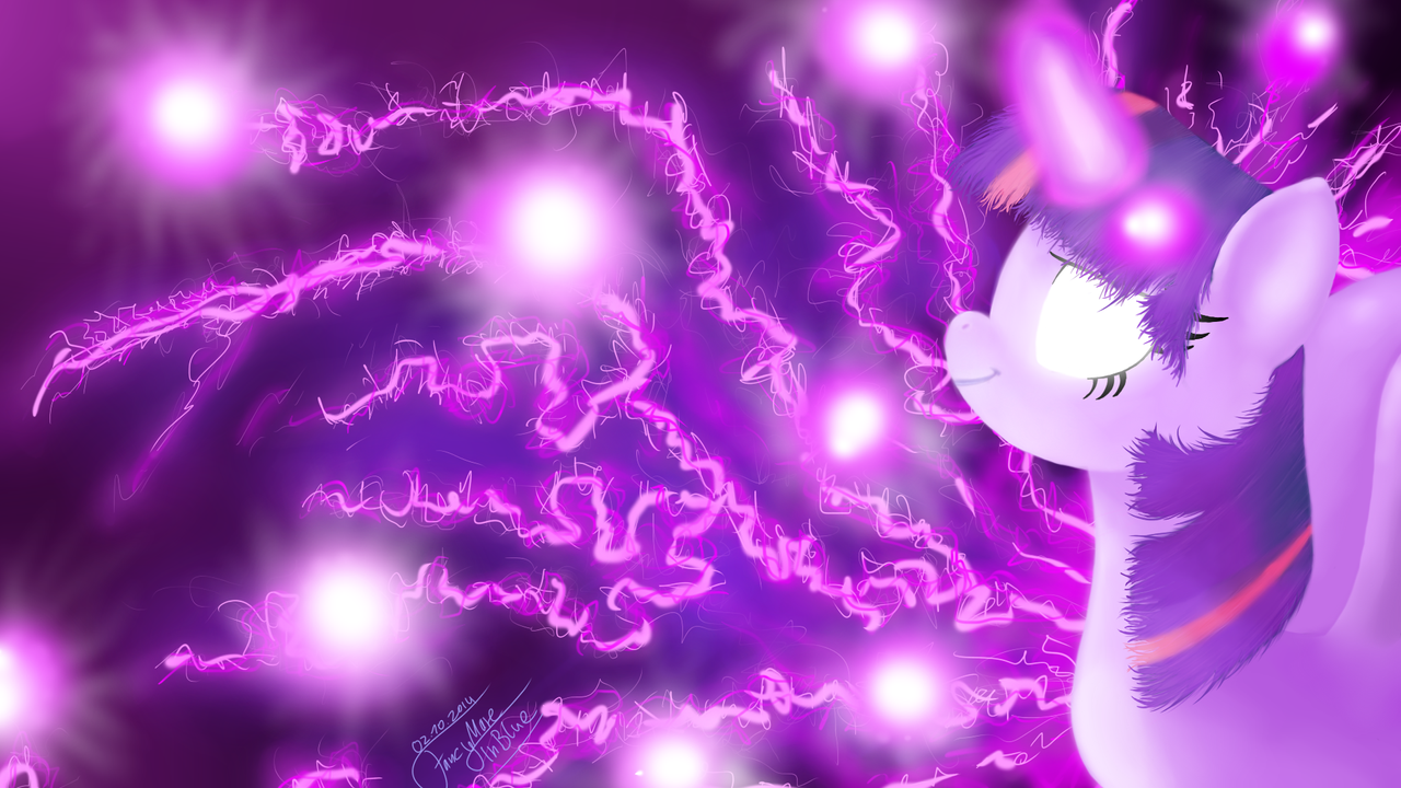 Twilight Sparkle by Fancymareinblue