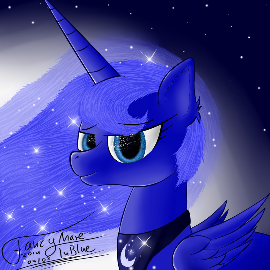 New Avatar :D by Fancymareinblue