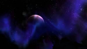 Skyrim - Blue Aurora