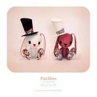 Rabbit PDF Pattern by Patchlins