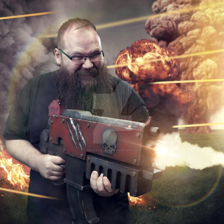 Battlefield Gim by CrazyTalk75