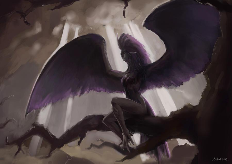 Harpy by Loomic