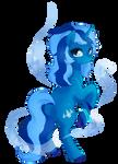 Harmonious Aqua by Cyahna