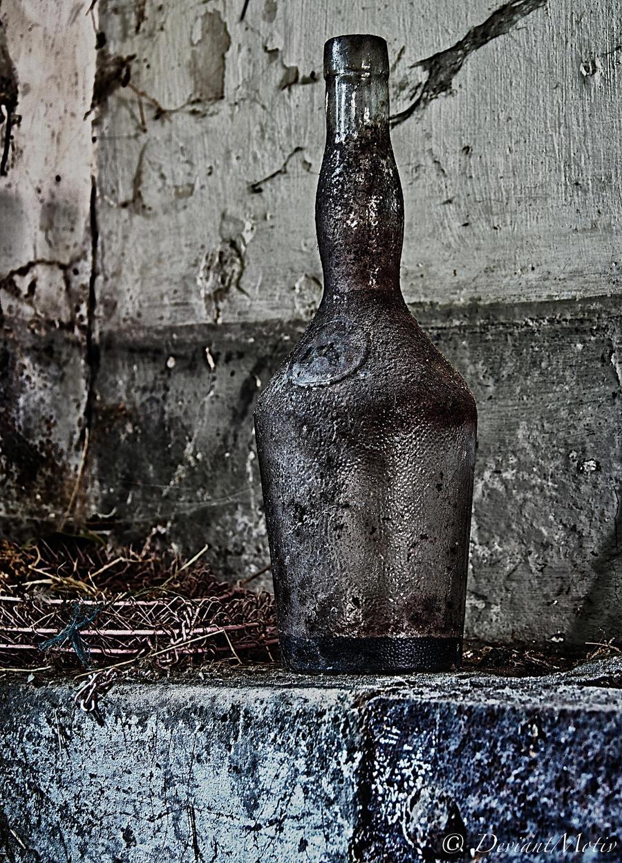 Genie in the bottle by DeviantMotiv