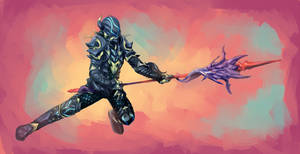 lance of the wyrm