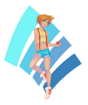 misty from cerulean!
