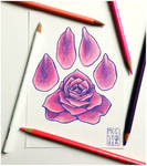 rose-paw for the ma