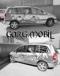 Garg-Mobil by AzraelGargoyle