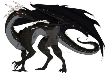 Wings of Fire ~ Darkstalker