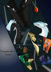 Fragmented Soul ~ cover art