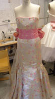 Asian bridal gown FRONT