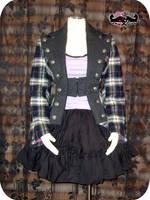 Romantic Rock jacket by funkyfunnybone