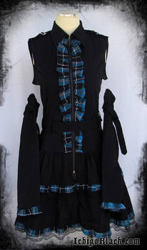Kyoko jacket dress