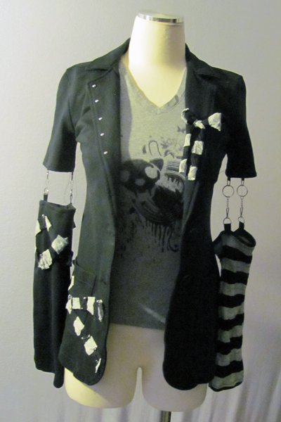 VK Jacket by funkyfunnybone