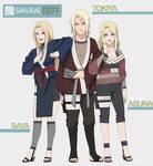 The Sakurai Siblings