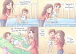 Mommy/Little Morning (com)