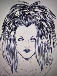 quick sketch by vincentballad200