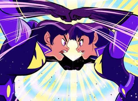 Wonder Twins Power
