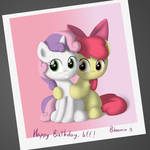 Happy Birthday, Sweetie Belle!