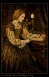 Isabella, Writing Dreams by Athansor