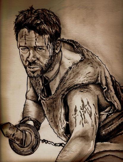 Gladiator by rtoriginals
