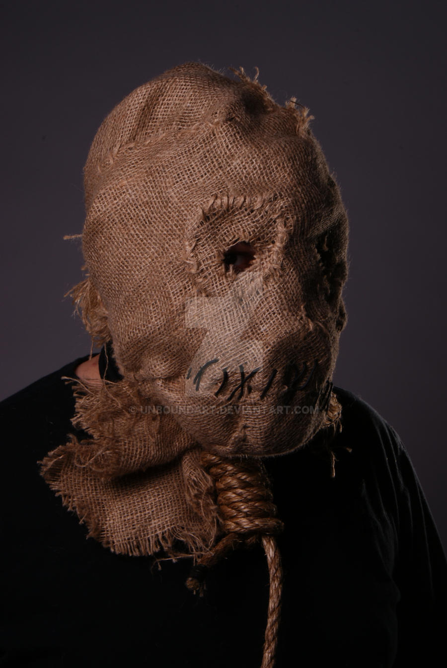 Batman Scarecrow mask replica by UnboundArt on DeviantArt