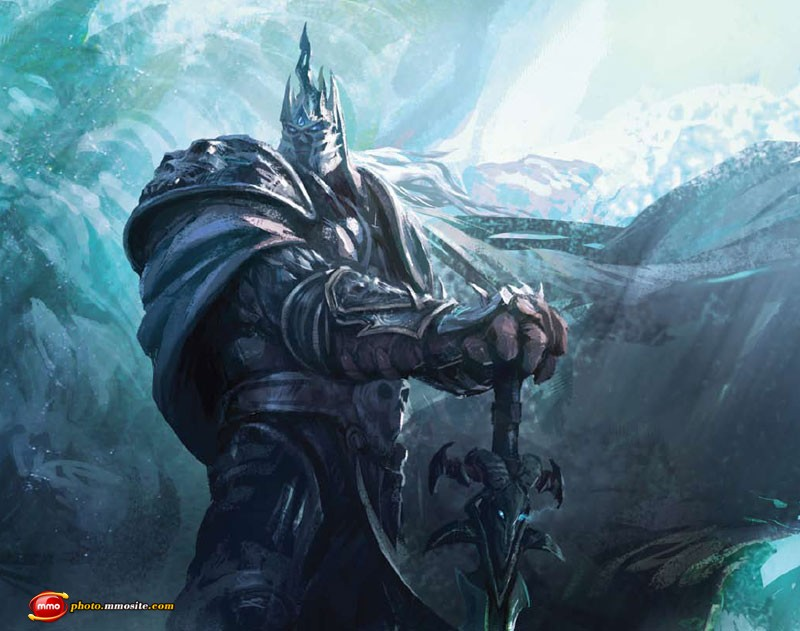 Lich King Arthas By Xheroess On Deviantart