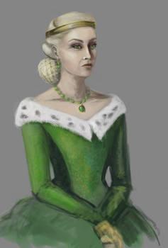 Queen Calanthe