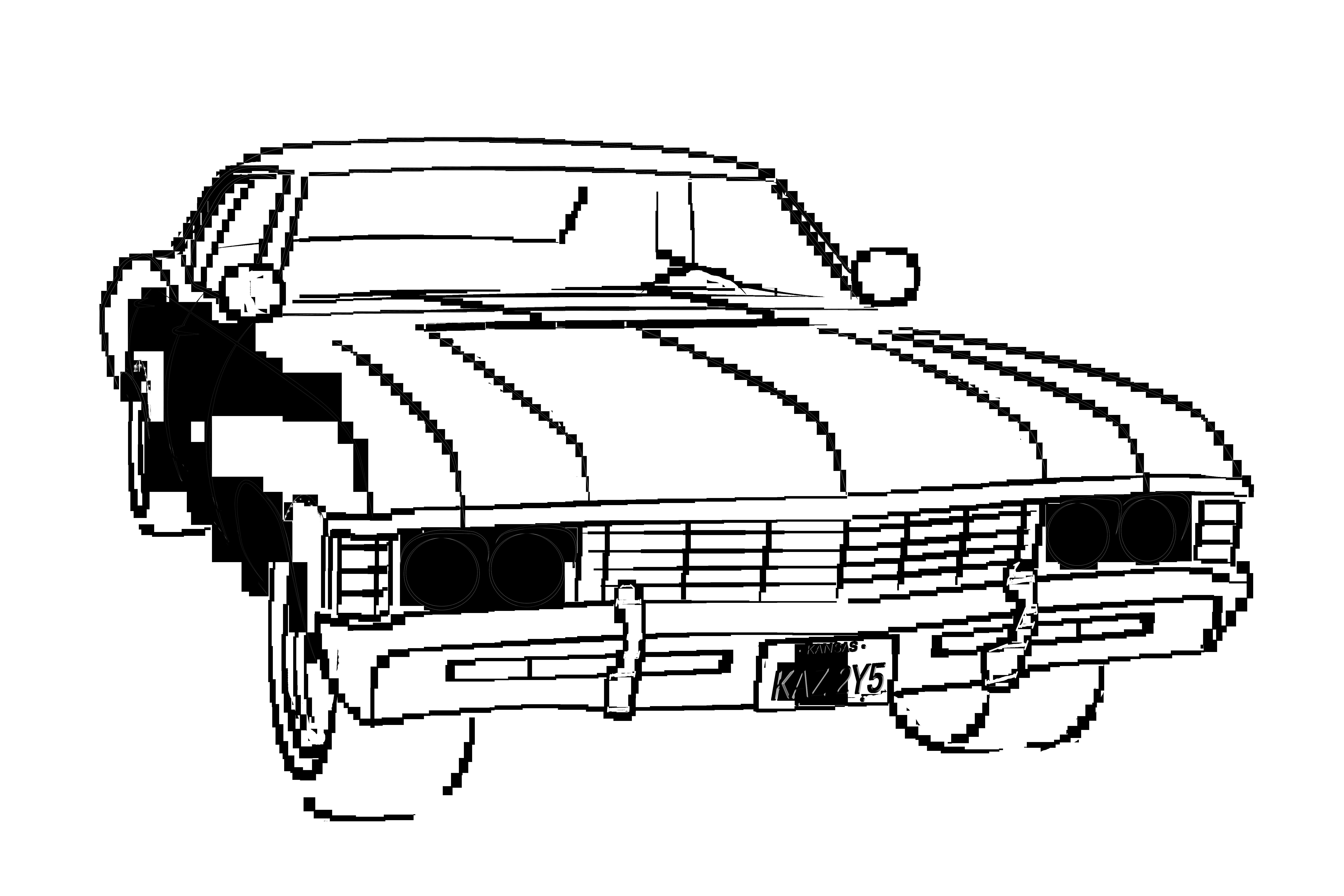 Line Art Resolution : Impala high resolution line drawing by drian on deviantart