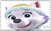 Everest Fan - Paw Patrol Stamp by AquatheOhioKitty