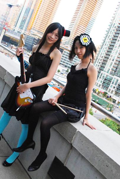 Ritsu and Mio 11 by Rinotou