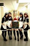 Maid Cafe - Valentine's Day