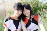 Perfume - Fake It - A~chan and Kashiyuka by Rinotou