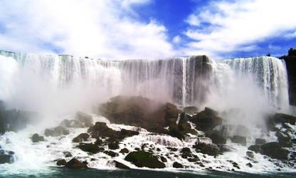 Niagara Falls by 4pple