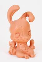 Rapid Prototyped Bunnypuss by Baron-Von-Jello
