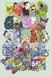 Favorite Characters meme (25/50)