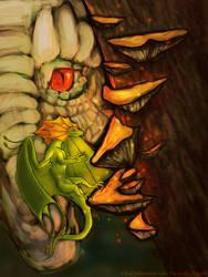 Fungi Dragon