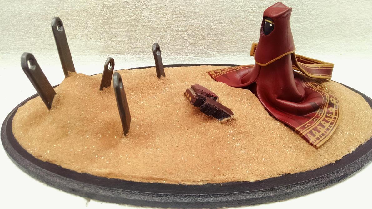Handmade Journey Sculpture by Annabel158