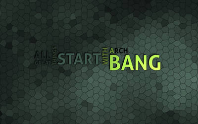Bang Wallpaper by samirkahvedzic