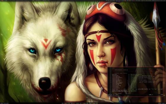 Wolf xmonad