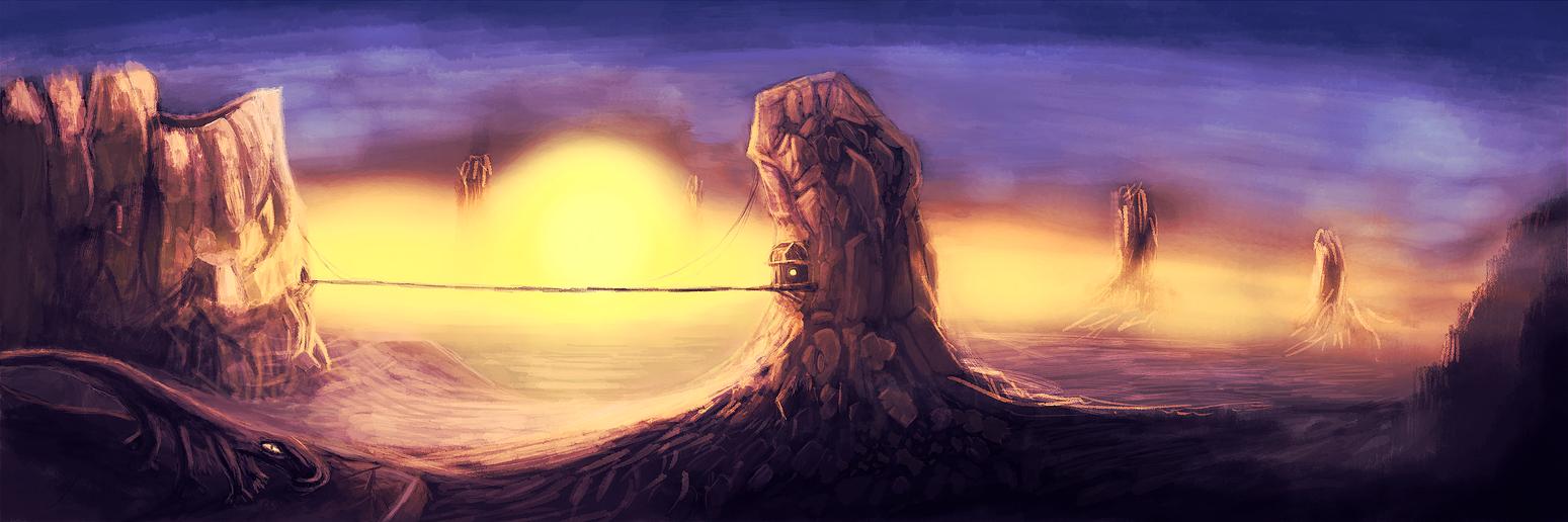 Some other planet by samirkahvedzic