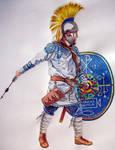 HERCULIANI IUNIORES legio palatina 4th century
