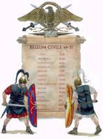 Great Civil war of 49-30 by AMELIANVS