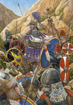 Death of King Teia