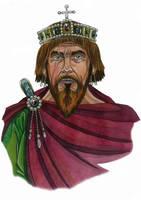 Emperor Phocas by AMELIANVS