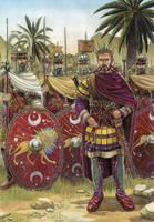 Aurelianus and the Praetorian guard by AMELIANVS