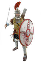 Lanciarius of LEGIO II ITALICA in 180 AD by AMELIANVS