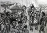 Roman embassy meets Pygmies
