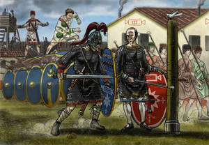 Training instructors in later Roman army
