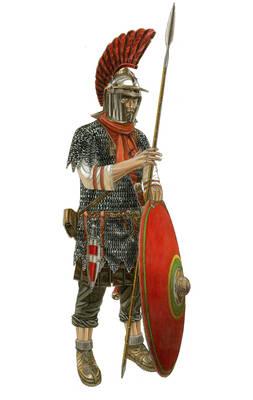 Legionary of Legio III Italica ca.180 AD
